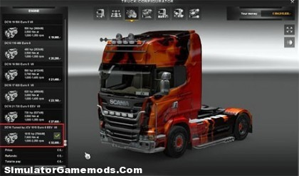 Scania [ETS2]
