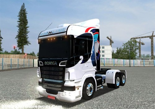 Scania R440 German Truck Simulator
