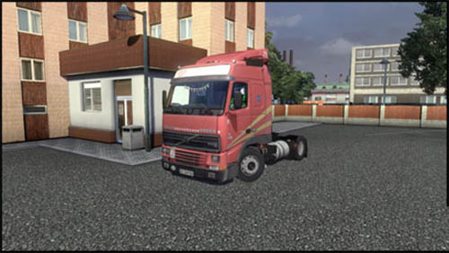 Volvo FH12 Globetrotter [ETS 2]