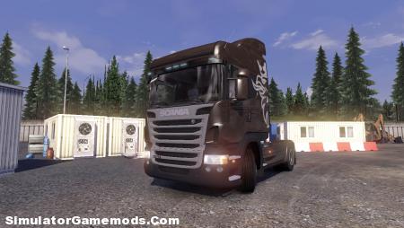 Scania R420 [STDS]
