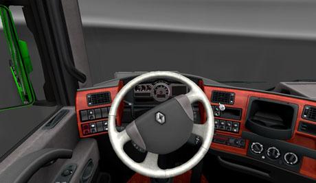 Renault Magnum interior [ETS 2]