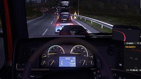 Volvo real interior [ETS 2]