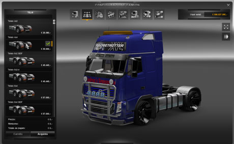 Volvo 4×4 [ETS 2]