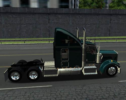 18 wheels of steel haulin mods: