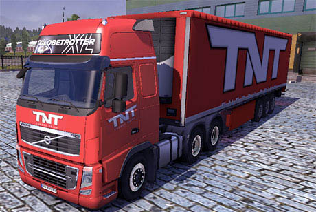 TNT and Itaipava Skins [ETS 2]