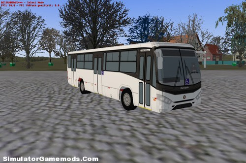 Marcopolo Senior Midi Bus – Omsi Bus Simulator