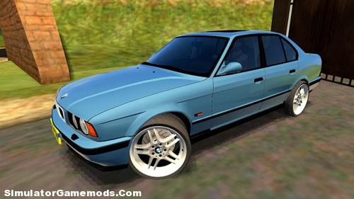 BMWM5 E34 - 1.2.5