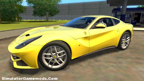 Ferrari F12 Berlinetta – Game Version 1.2.5