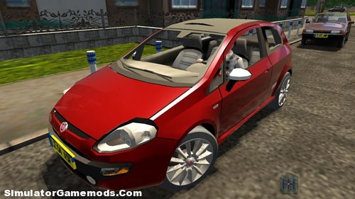 Fiat Punto EVO Game Version 1.2.4