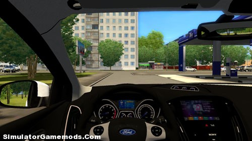 Ford Focus III ST – Game Version 1.2.5