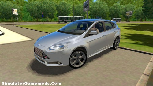 City Car Driving Ford Focus St  Indir