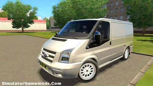 Ford Transit – Game Version 1.2.4