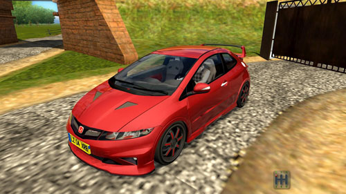 Honda Civic R