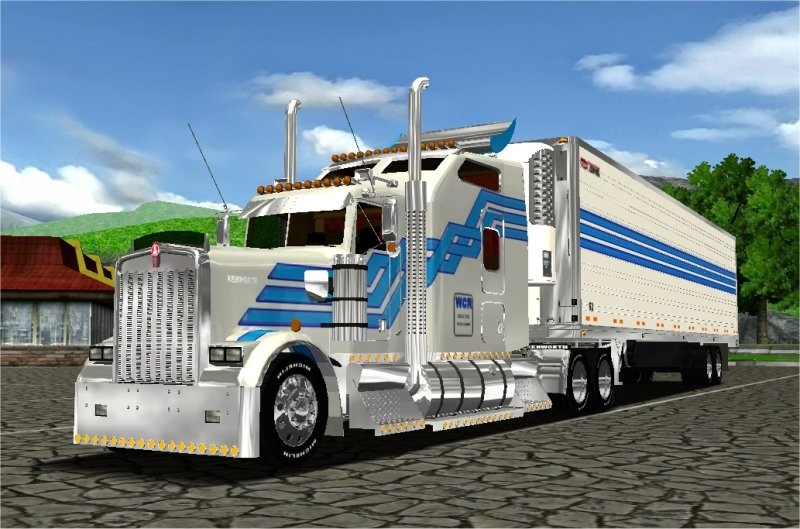 18 wos haulin truck mods free download