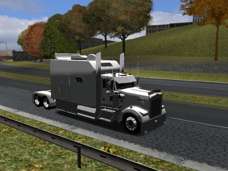 Kenworth Legacy Sleeper [18 Wos Haulin]