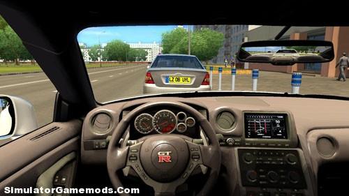 Nissan GT-R35 2012 – Game Version 1.2.5