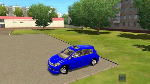 Nissan Tiida - 1.2.52