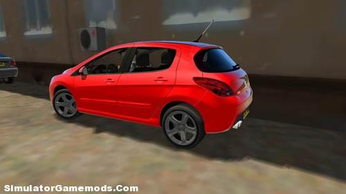 Peugeot 308 – Game Version 1.2.4