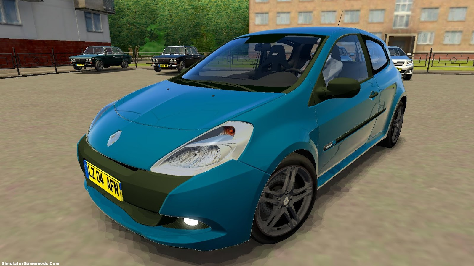 Renault Clio RS Game Version 1.2.5