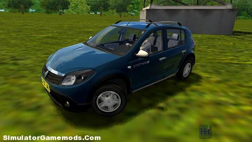 Renault Sandero Game Version 1.2.4