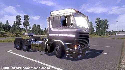 Scania 113 Scania Truck Driving Simulator