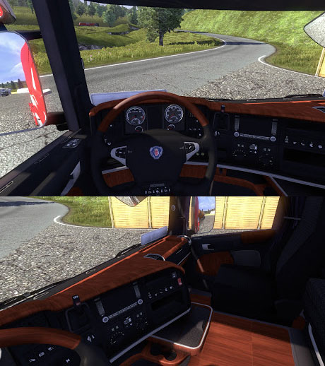 Scania-Wood-Interior