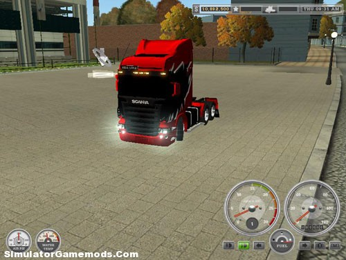 Scania Highline 18WosHaulin