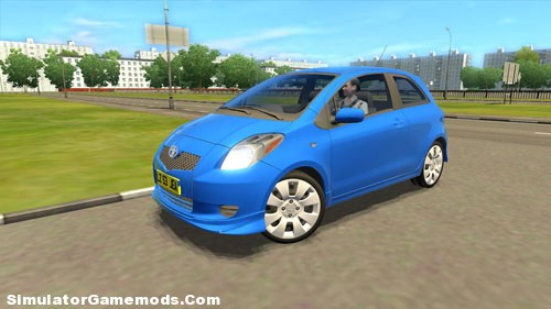 Toyota Yaris – Game Version 1.2.4