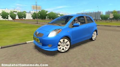Toyota Yaris – Game Version 1.2.4