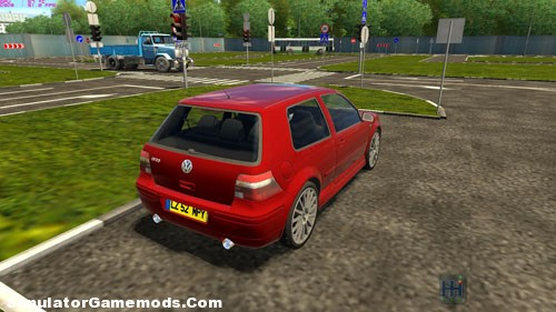 Volkswagen Golf R32 Game Version 1.2.4