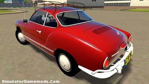 VW Karmann Ghia  Game Version 1.2.4