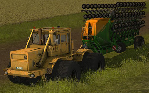 Kirovets K-700A Tractor for FS2013