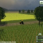 Agrocom Version 2.1 Map
