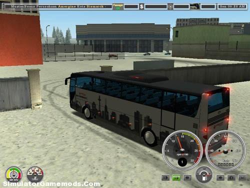 RS Evolution 18WosHaulin Bus