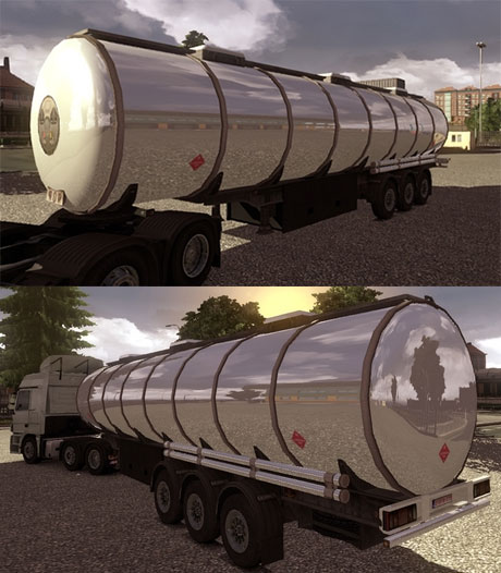 Chrome Cistern [ETS 2]