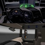 DAF XF105 interior [ETS 2]