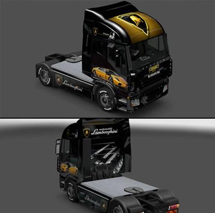 Iveco Lamborghini Euro Truck Simulator 2