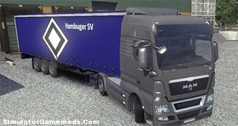 Hamburger SV Trailer [ETS 2]