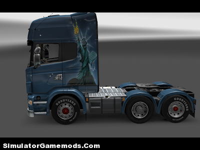 Scania Metal [ETS 2]