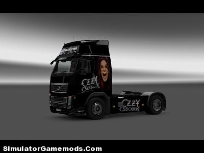 Volvo Ozzy [ETS 2]
