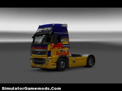 Volvo Red Bull [ETS 2]