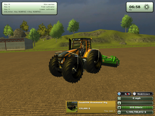 Fendt Big Local Version 1.0