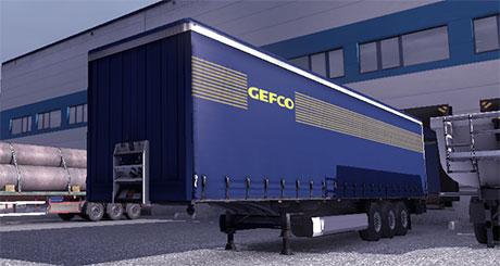 Gefco Trailer [ETS 2]