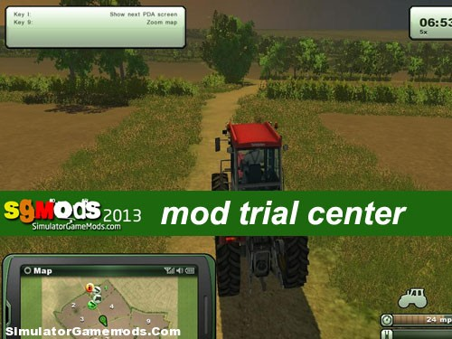 Knuston Farm Trial [Sgmods]