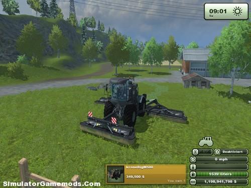 Krone Big M500 Version 1