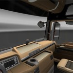 MAN brown interior [ETS 2]