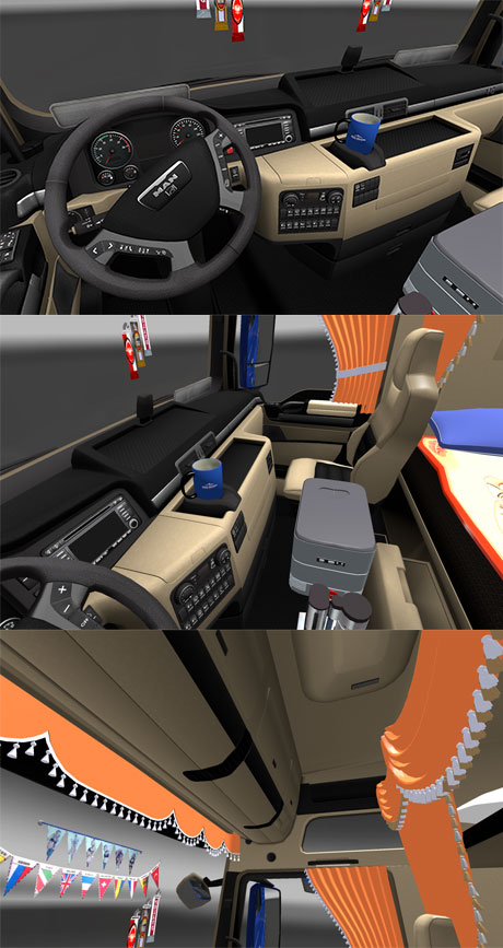 MAN interior [ETS 2]