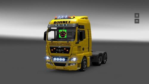 MAN Spedition Euro Truck Simulator 2