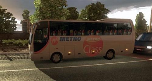 Temsa Autobus Metro Skin [ETS 2]