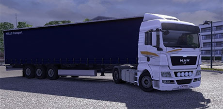 MULLO Transport Trailer [ETS 2]